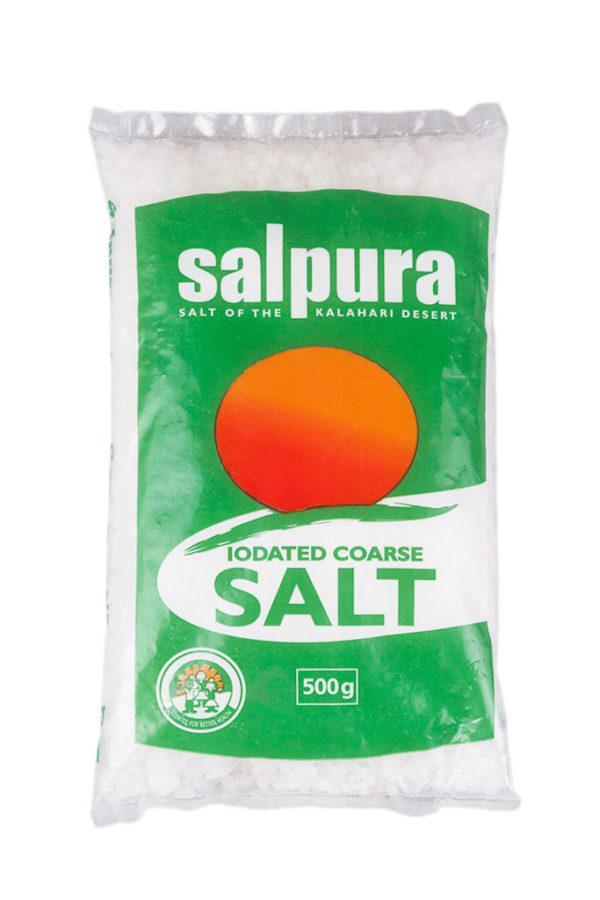 Lion/ Sun / Sulpura/ FIVE Star Coarse/SEALAND Salt 500g