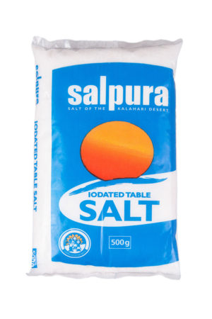 Lion Fine Salt/Sun/Sulpura/FIVE STAR 500g