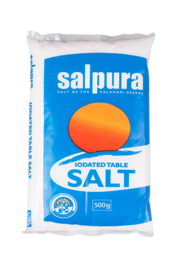 Lion Fine Salt/Sun/Sulpura/FIVE STAR 500g