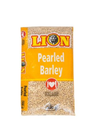 Lion Pearled Barley 500g