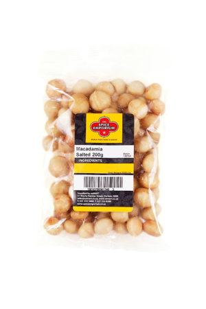 Macadamia Salted 200g