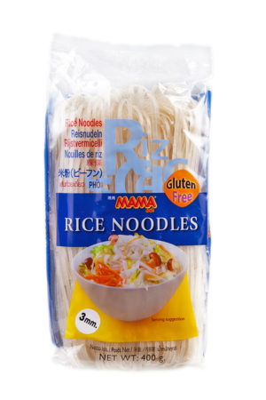 Mama Rice Noodles 400g (Medium 3mm)