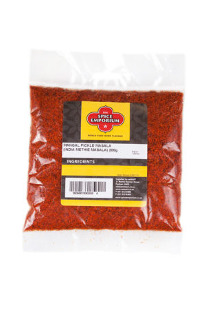 MANGAL PICKLE MASALA (INDIA METHIE MASALA) 200g