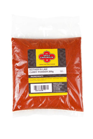 MOTHER IN LAW CURRY POWDER 200g