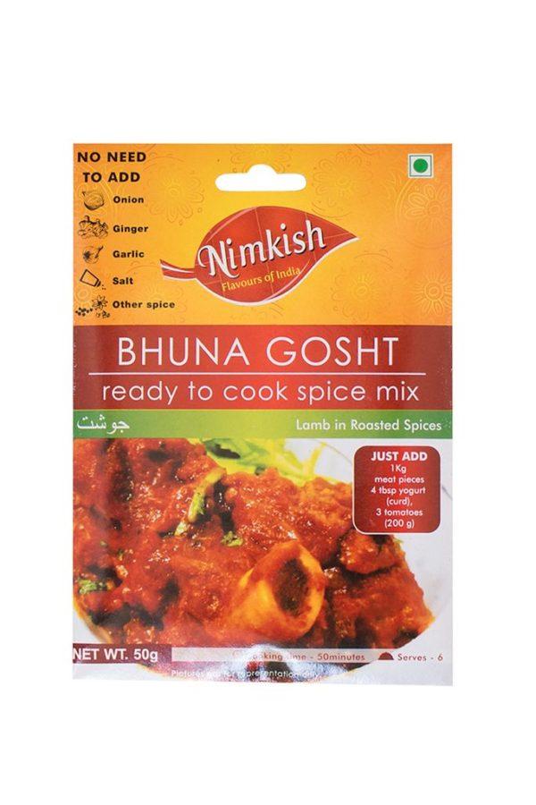 NIMKISH- BHUNA GOSHT 50G