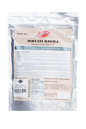 NIMKISH -CATERING - BIRYANI MASALA - 500G