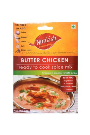 NIMKISH- BUTTER CHICKEN MIX 50G