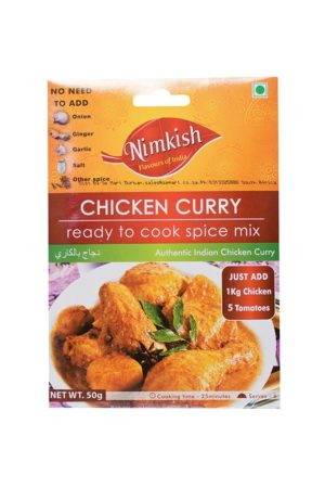 NIMKISH CHICKEN CURRY 50G