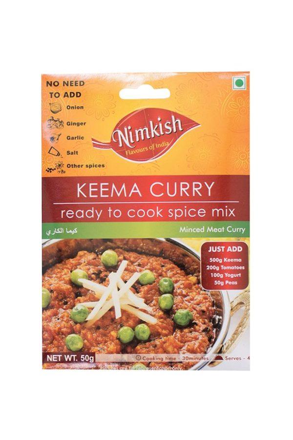 NIMKISH- KEEMA CURRY 50G