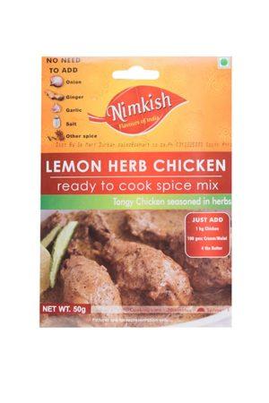 NIMKISH - LEMON HERB CHICKEN - 50G