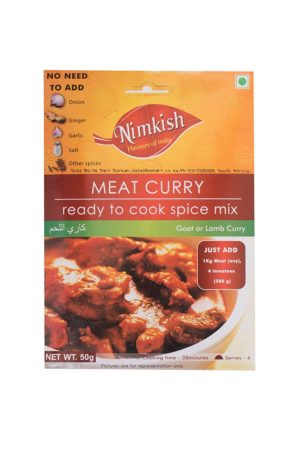 NIMKISH- MEAT CURRY 50G