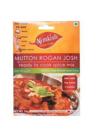 NIMKISH - MUTTON ROGAN JOSH 50G