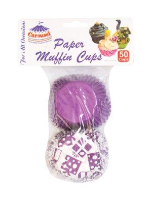 Paper Muffin Cups 50's (BU2)