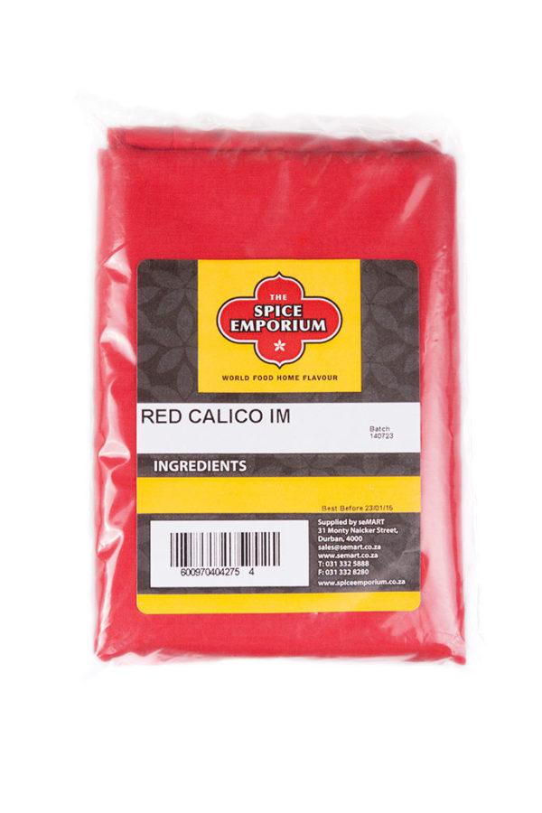 RED CALICO 1M