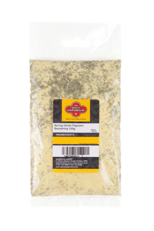 Spring Onion Popcorn Seasoning 100g