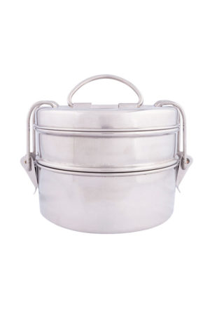 Stainless Steel Tiffin Picnic (Monalisa) 8x2