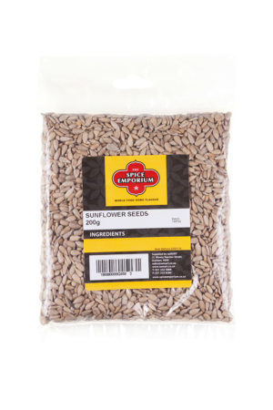SUNFLOWER SEEDS 200g
