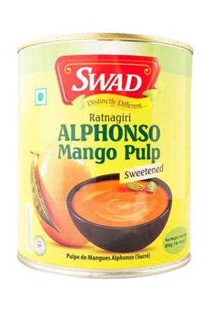 SWAD ALPHONSO MANGO PULP 850g