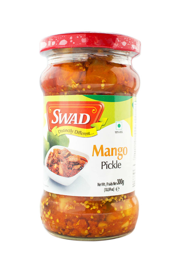 SWAD- MANGO PICKLE- 400G