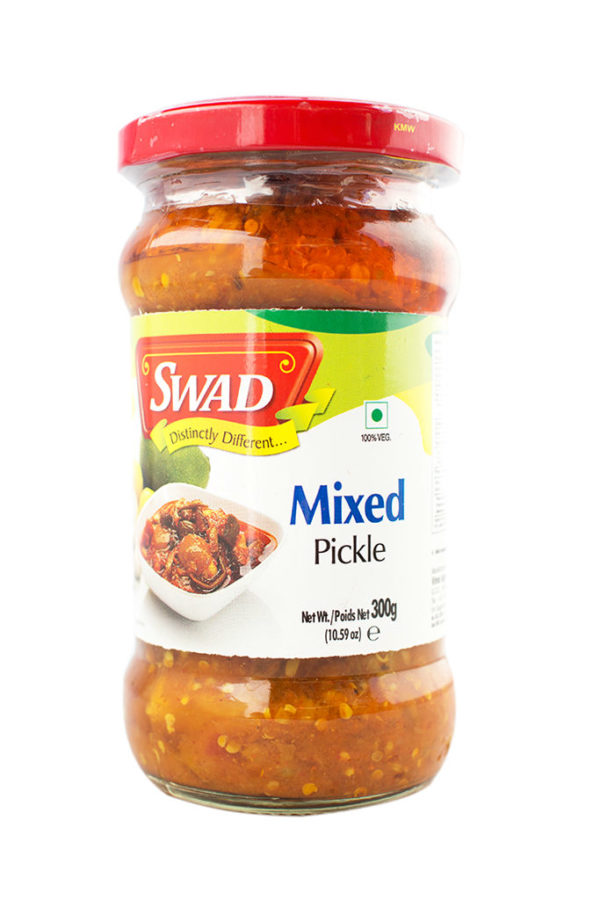 SWAD- MIXED PICKLE- 400G