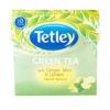 TETLEY GREEN TEA BAGS (GINGER, MINT & LEMON) 10's