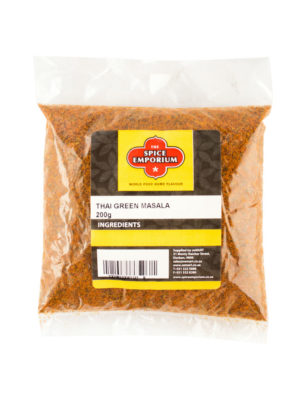 THAI GREEN MASALA 200g
