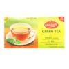 WAGH BAKRI GREEN TEA- TULSI/BASIL-37,5G - (25 TEA BAGS)