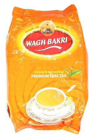 WAGH BAKRI PREMIUM INDIAN TEA 500G