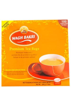 WAGH BAKRI - PREMIUM TEA BAGS - 200g