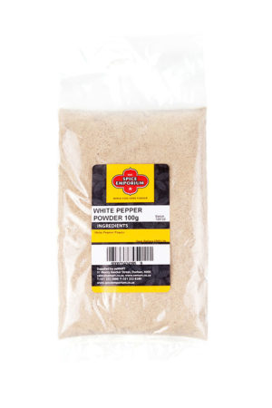 WHITE PEPPER POWDER 100g
