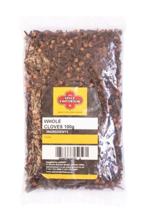 WHOLE CLOVES 100g
