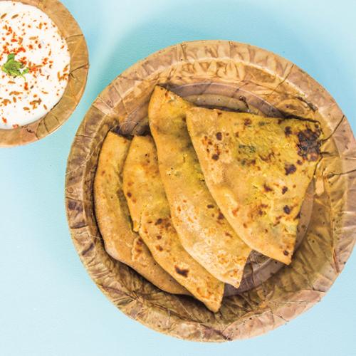 The Spice Emporium Snack Bar Paratha