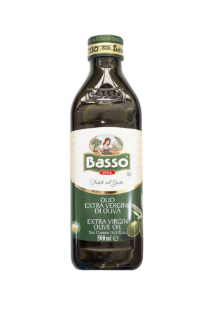 SPICE EMPORIUM BASSO EXTRA VIRGIN OLIVE OIL 500ml