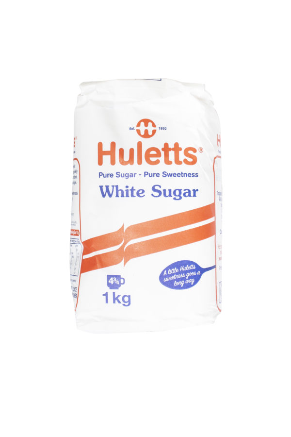 SPICE EMPORIUM HULLETS WHITE SUGAR 1kg