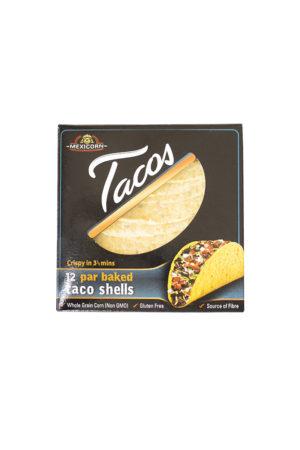 SPICE EMPORIUM MEXICORN TACOS SHELLS 12S