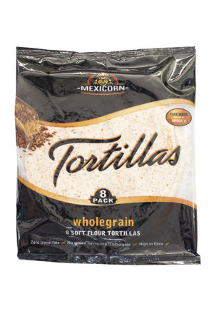 SPICE EMPORIUM MEXICORN TORTILLAS 8S BROWN