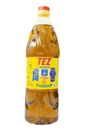 SPICE EMPORIUM TEZ MUSTARD OIL 1 litre