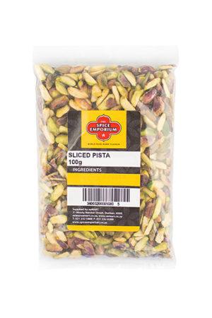 Spice Emporium Sliced Pista 100g