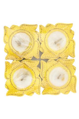 Spice Emporium Diwali Fancy-Clay-Diya-480-with-Wax