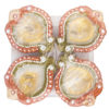 Spice Emporium Diwali Fancy-Clay-Diya-711-with-Wax