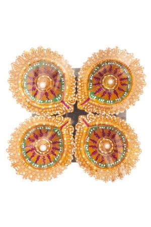 Spice Emporium Diwali Fancy-Clay-Diya-763
