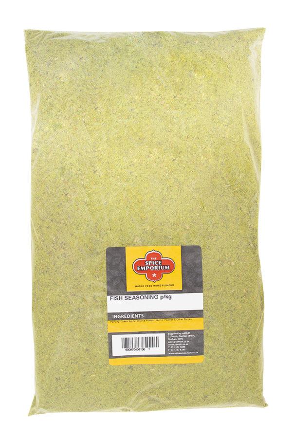 Spice Emporium Fish Seasoning 1kg