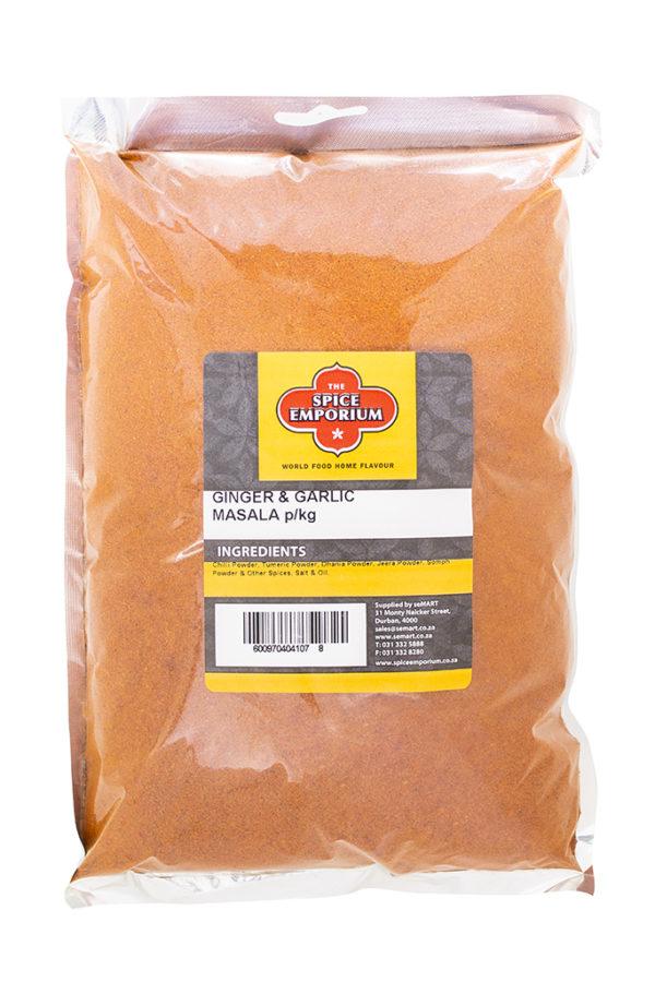 Spice Emporium Ginger And Garlic Masala 1kg
