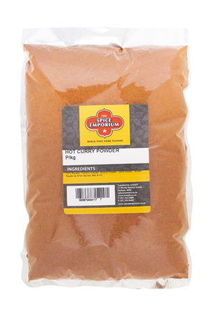 Spice Emporium Hot Curry Powder 1kg