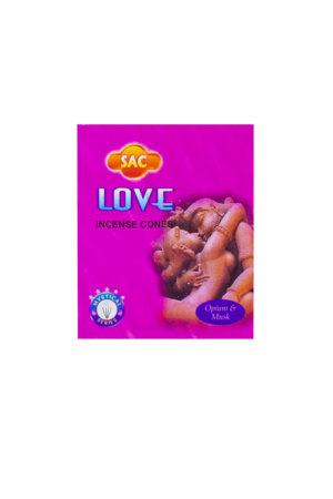 SAC LOVE CONES