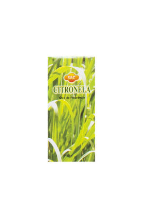 SAC CITRONELLA FRAGRANCE OIL 10ml