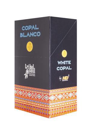 TRIBAL SOUL WHITE COPAL INCENSE STICKS 12s