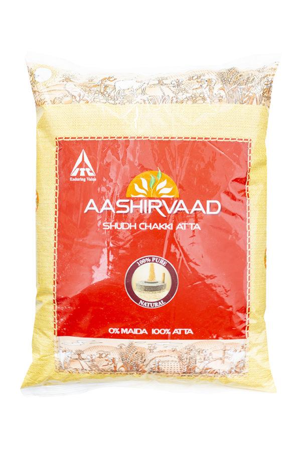 AASHIRWAD CHAKKI ATTA 5kg