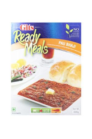 GITS RTE PAU BHAJI SPICE READY MEALS 400G