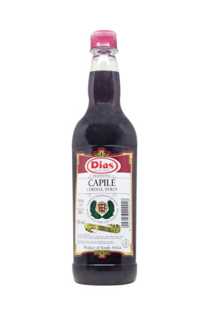 CAPILE CORDIAL SYRUP 750ml